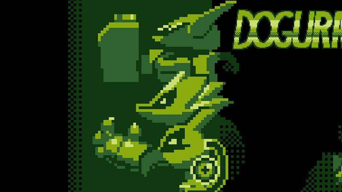 Impersonate un cane samurai nel gioco platform Dogurai, disponibile da questo venerdì su PS4