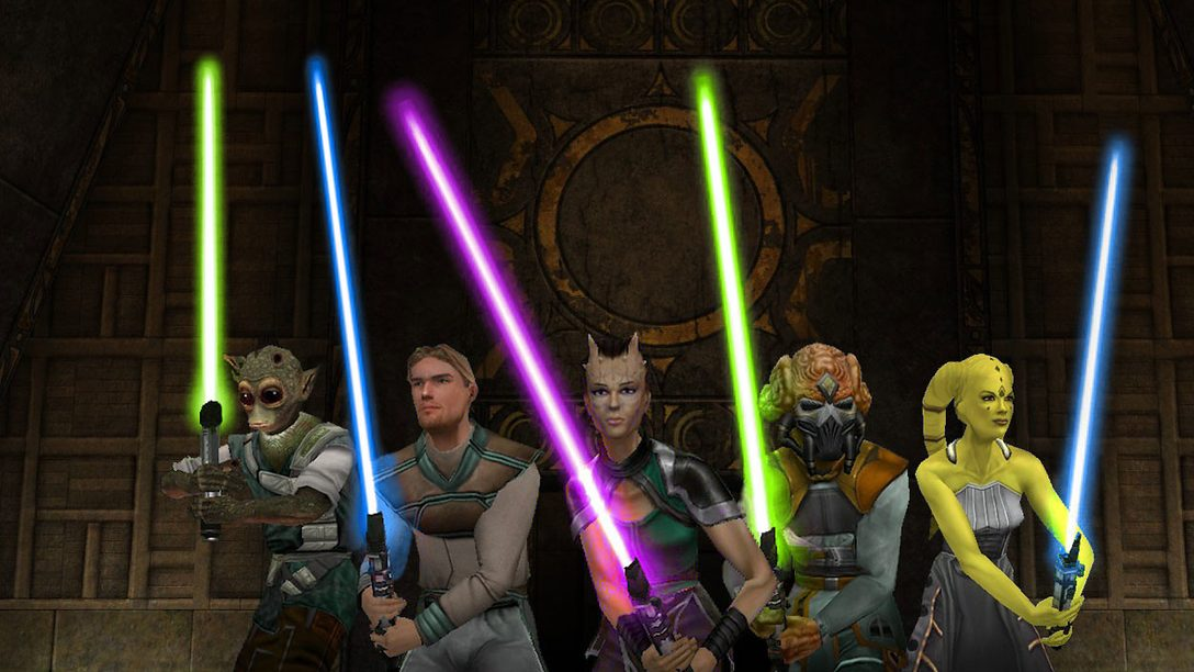 Star Wars Jedi Knight: Jedi Academy disponibile su PlayStation 4 da oggi