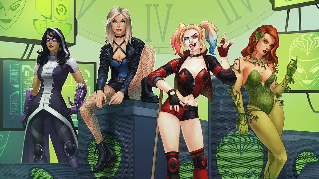 Birds of Prey atterrerà su DC Universe Online ad aprile