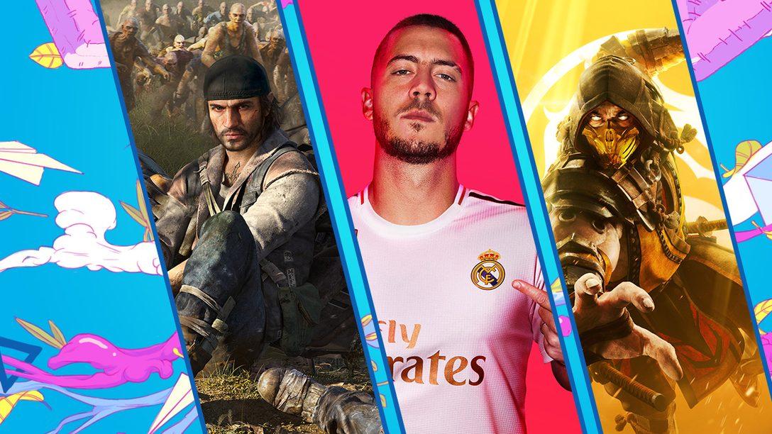 La promozione Sconti di primavera di PlayStation Store inizia oggi