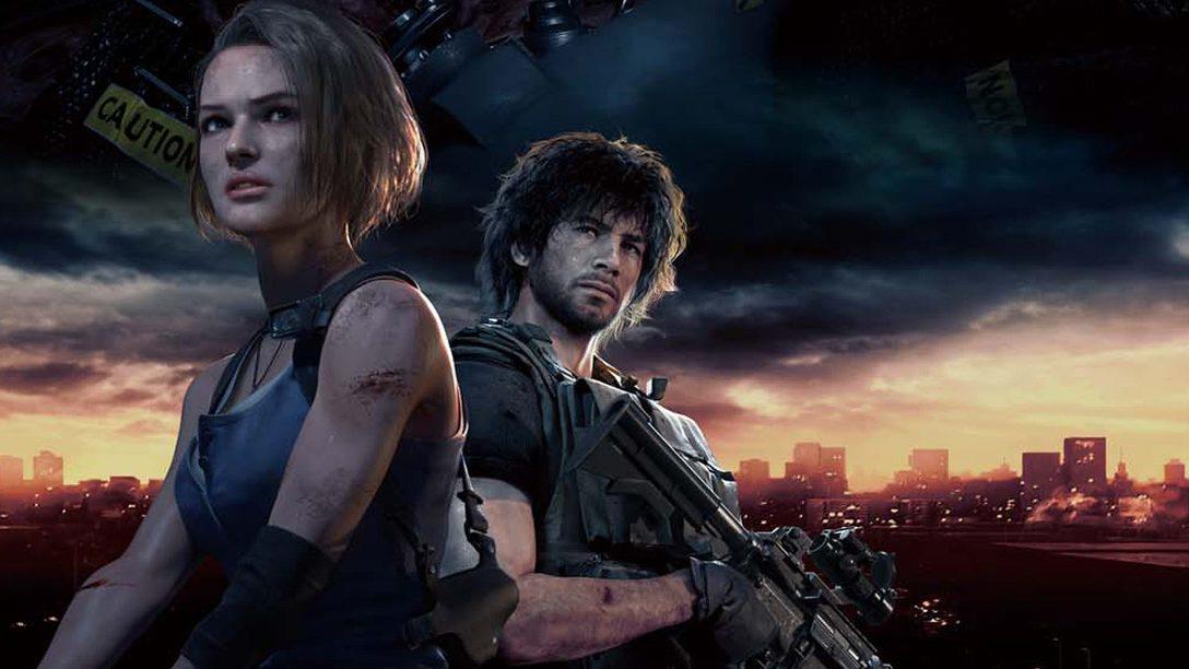 Terrore assicurato con Resident Evil 3 e Resident Evil Resistance