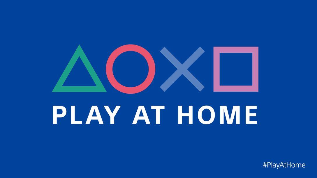 Presentazione dell'iniziativa Play at Home