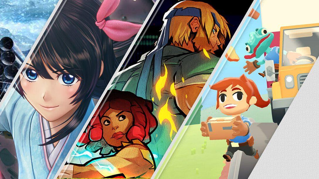Ecco le uscite della settimana su PlayStation Store
