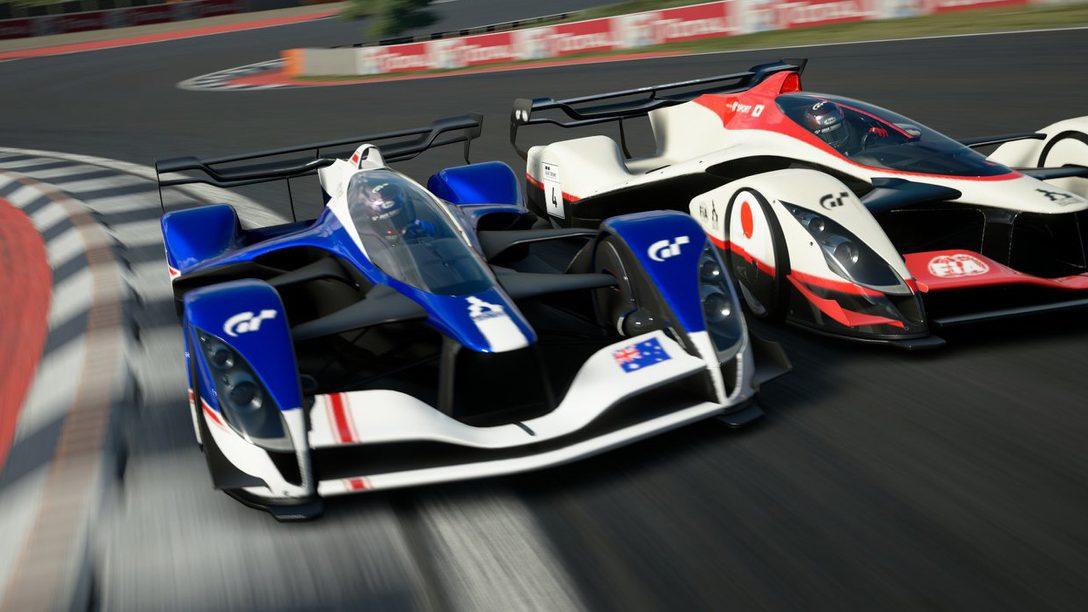Il FIA Gran Turismo Championship 2020 inizia il 25 aprile