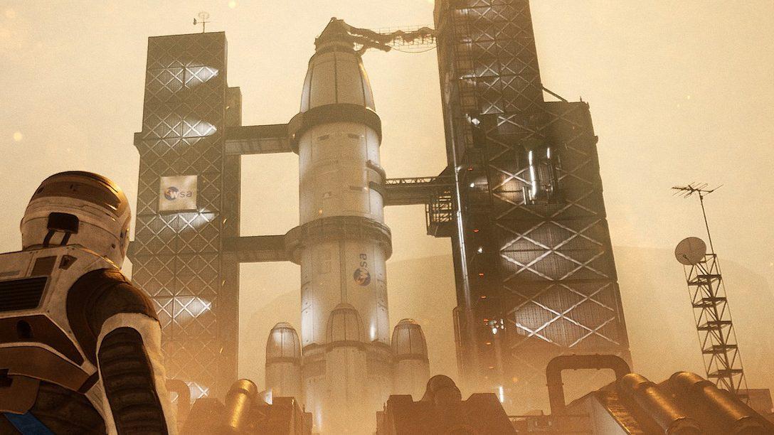 Come Deliver Us The Moon usa la tecnologia spaziale per creare un'atmosfera di gioco realistica