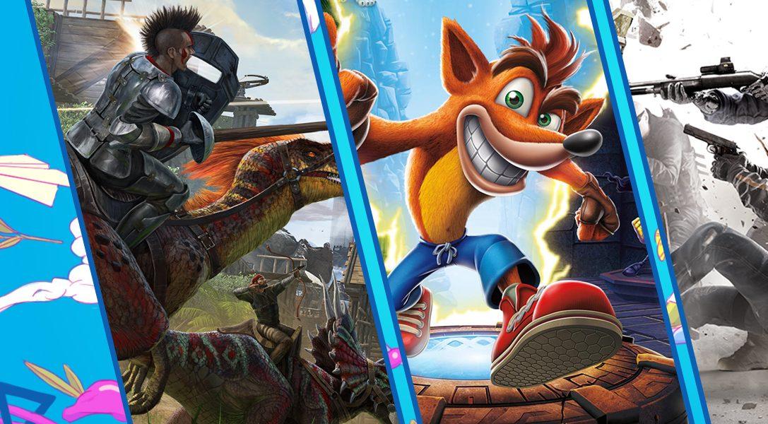Nuovi giochi aggiunti agli Sconti di primavera del PlayStation Store a partire da oggi