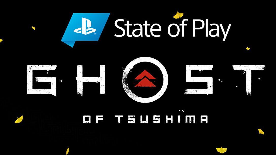 L'episodio di State of Play di giovedì è dedicato a Ghost of Tsushima