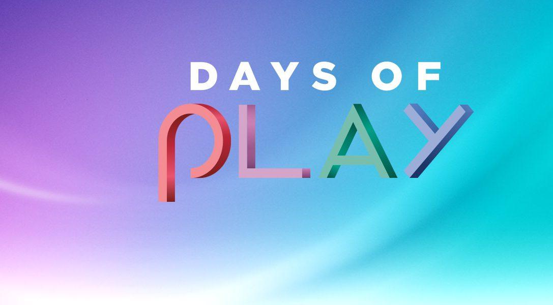 Days of Play 2020: grandi offerte sui giochi e altro ancora
