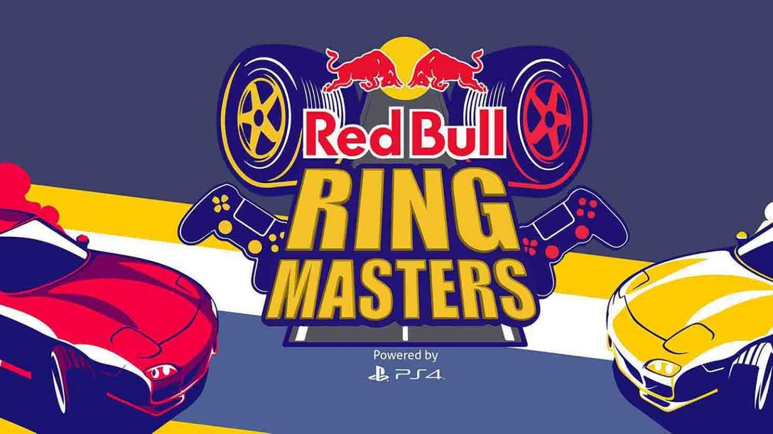 Red Bull Ring Masters Powered by PS4