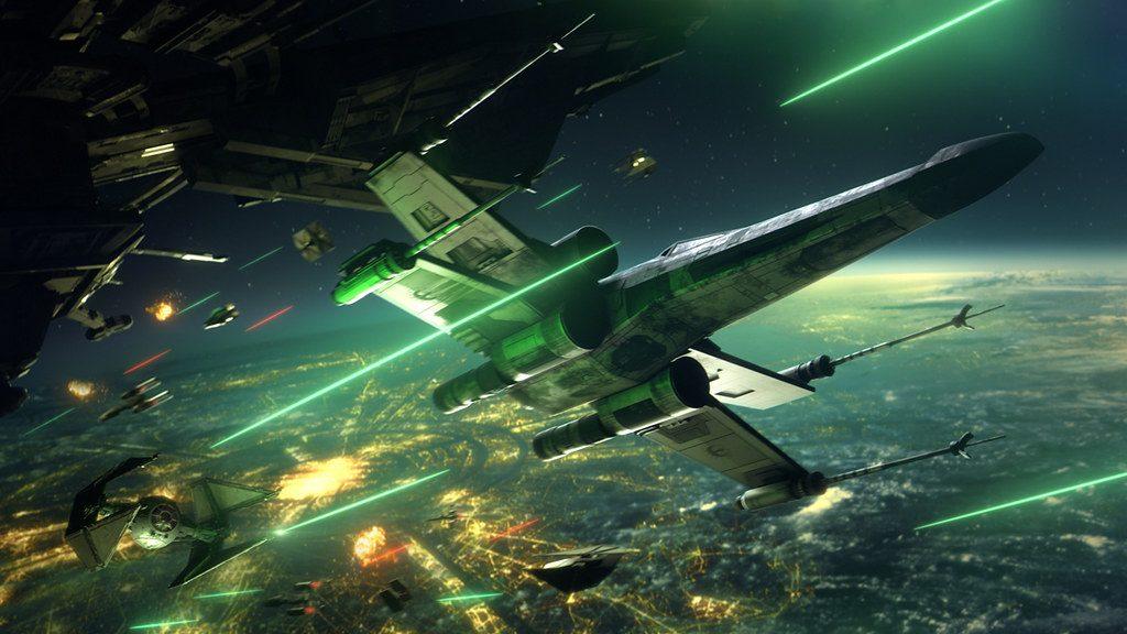 Appello ai piloti: STAR WARS™: Squadrons è in arrivo in 2 ottobre su PlayStation®4