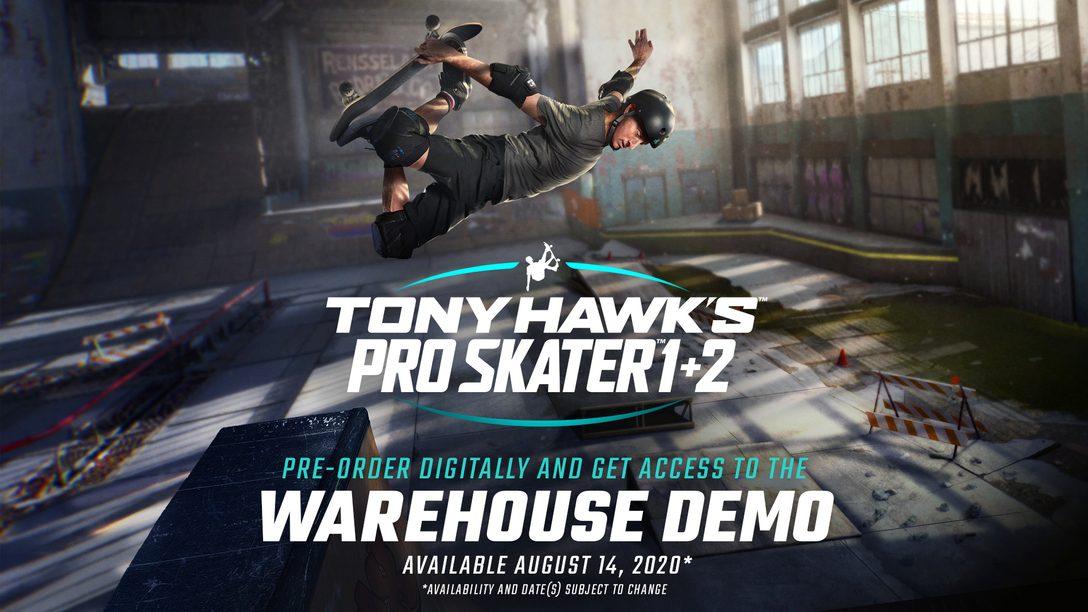 Volti nuovi nella serie Tony Hawk: otto stelle dello skaterboard sono state aggiunte alle rose di Tony Hawk's Pro Skater 1 e 2