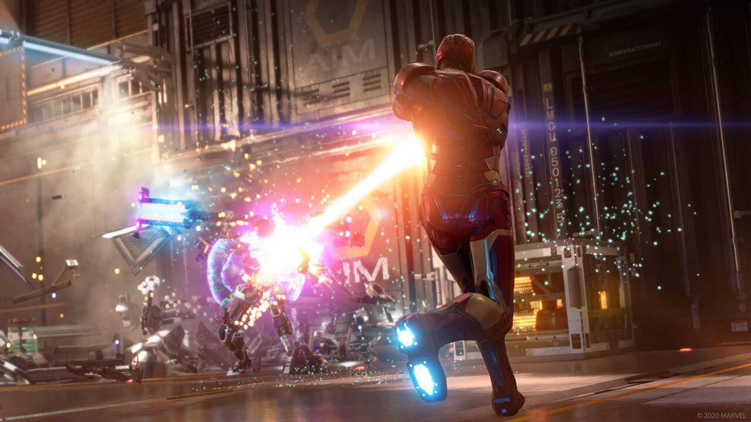 Marvel's Avengers disponibile su PS5 con miglioramenti già all'uscita della console