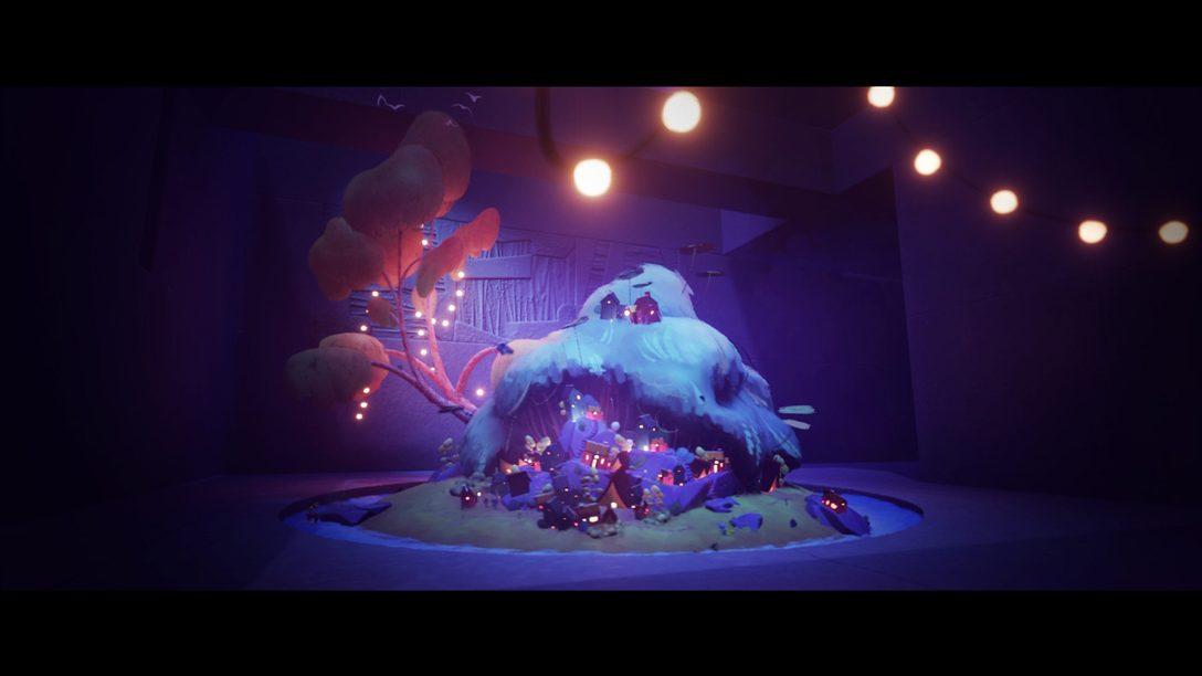 Il 22 luglio il VR entra in Dreams!