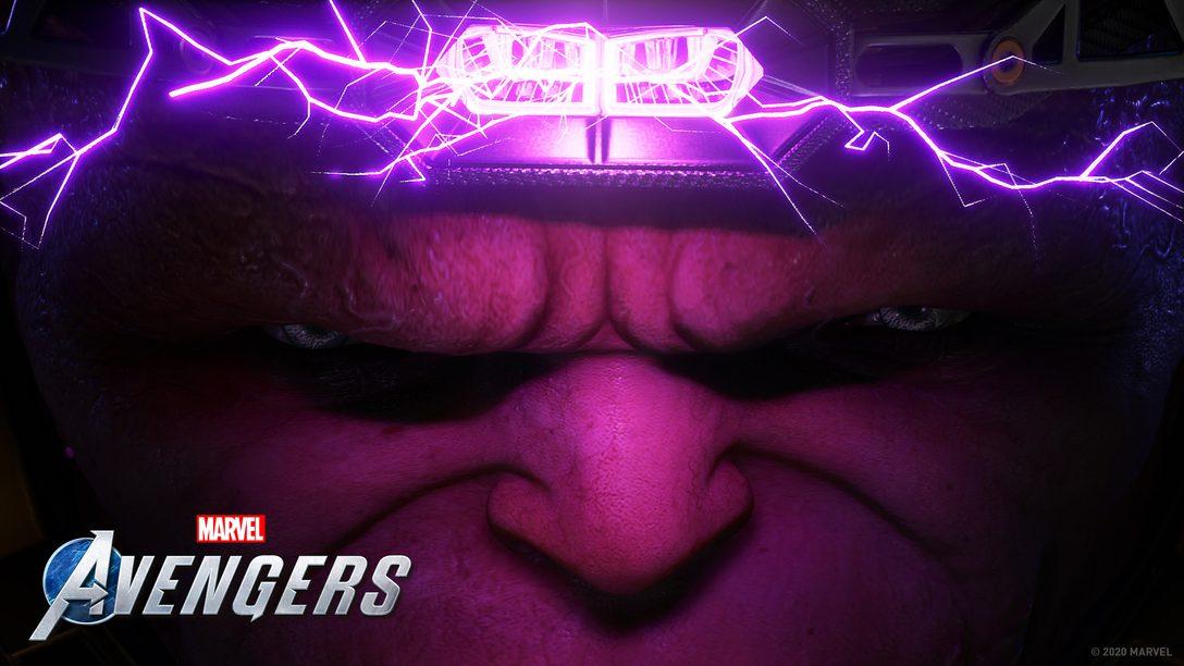 Declassificazione delle Zone di guerra di Marvel's Avengers