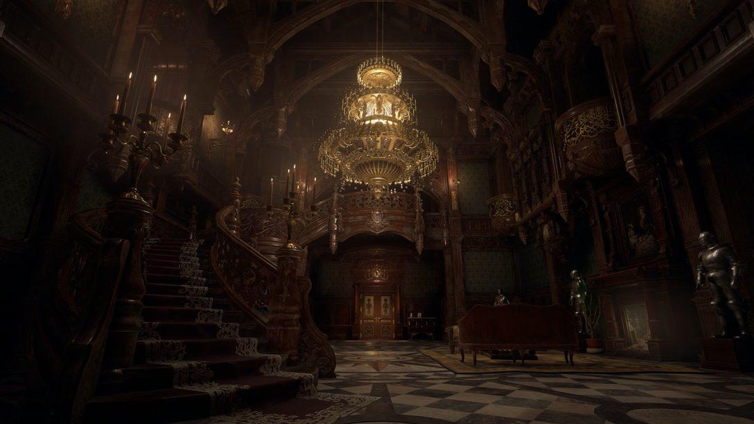 La paura ti circonderà con Resident Evil VILLAGE, in arrivo su PS5 nel 2021
