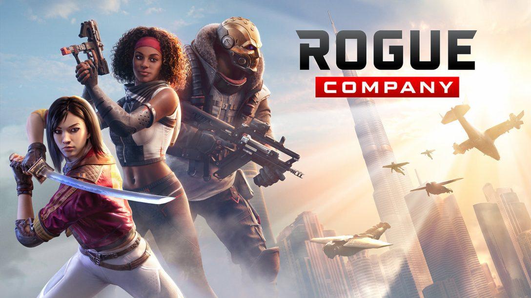 La beta chiusa di Rogue Company è ora disponibile
