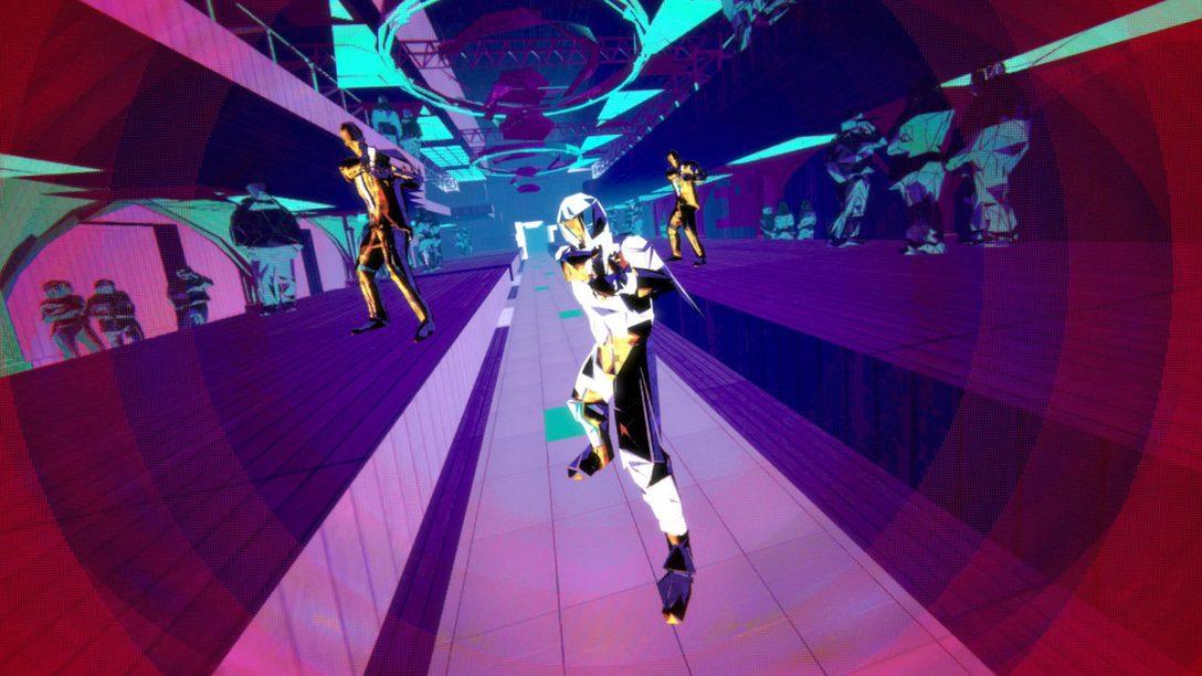 Diventa un eroe d'azione inarrestabile in Pistol Whip, ora disponibile su PS VR