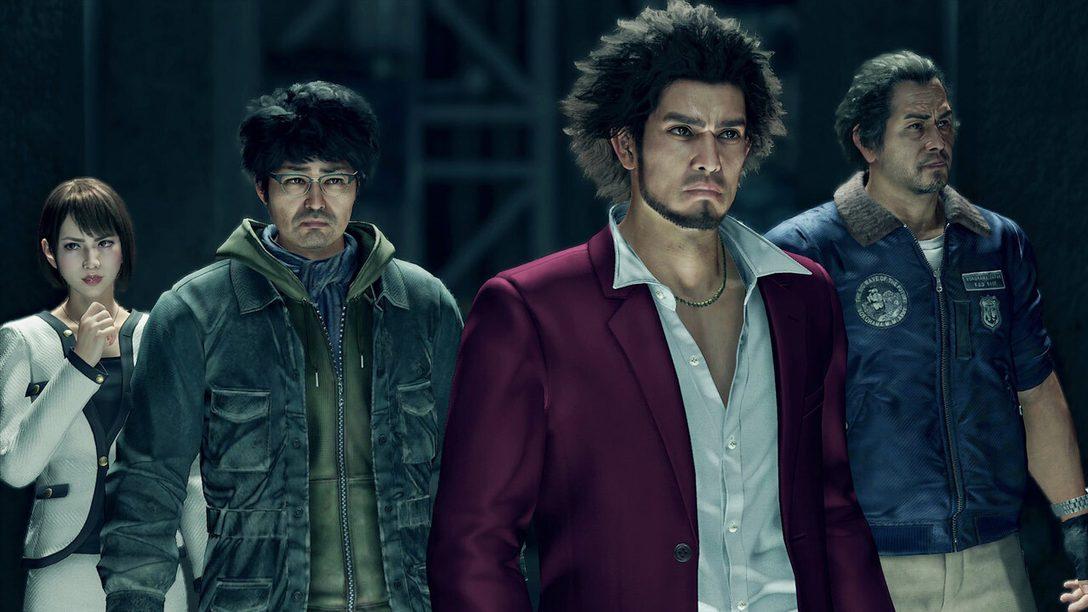 Yakuza: Like a Dragon – Incontra gli eroi di domani
