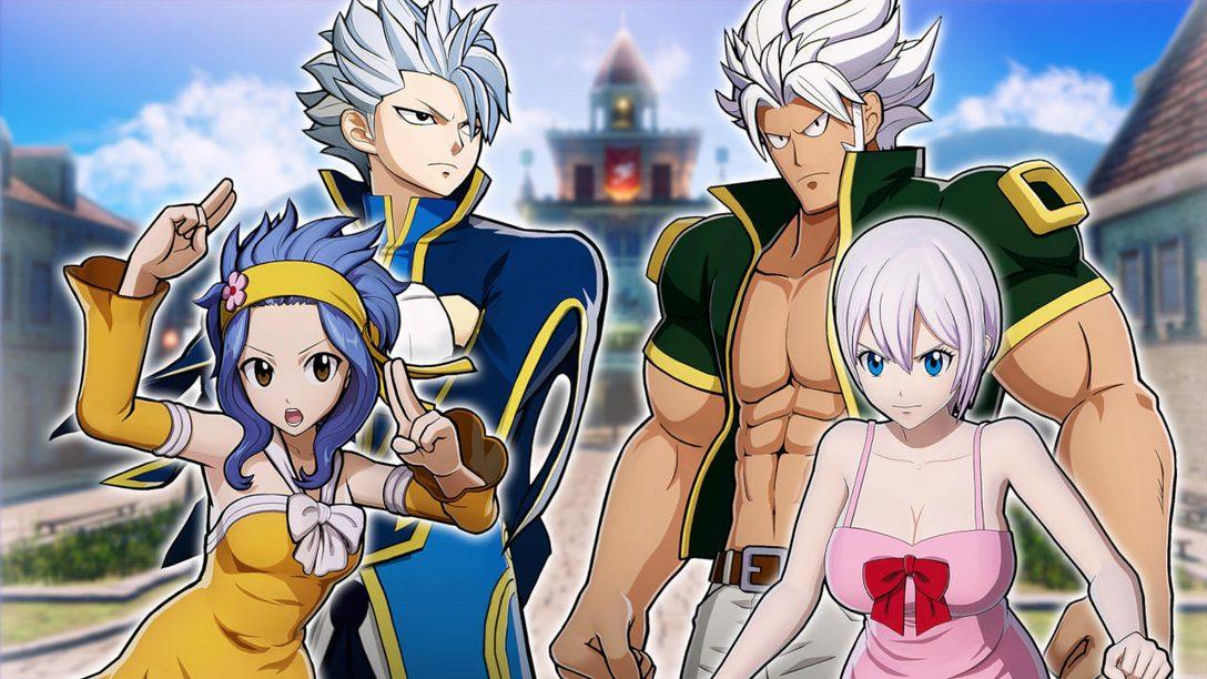 Hiro Mashima parla del nuovo gioco, Fairy Tail, e della squadra dei suoi sogni