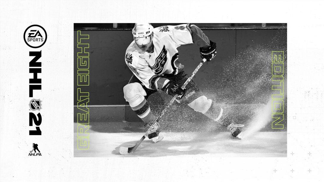 Alexander Ovechkin è l'atleta di copertina di NHL 21