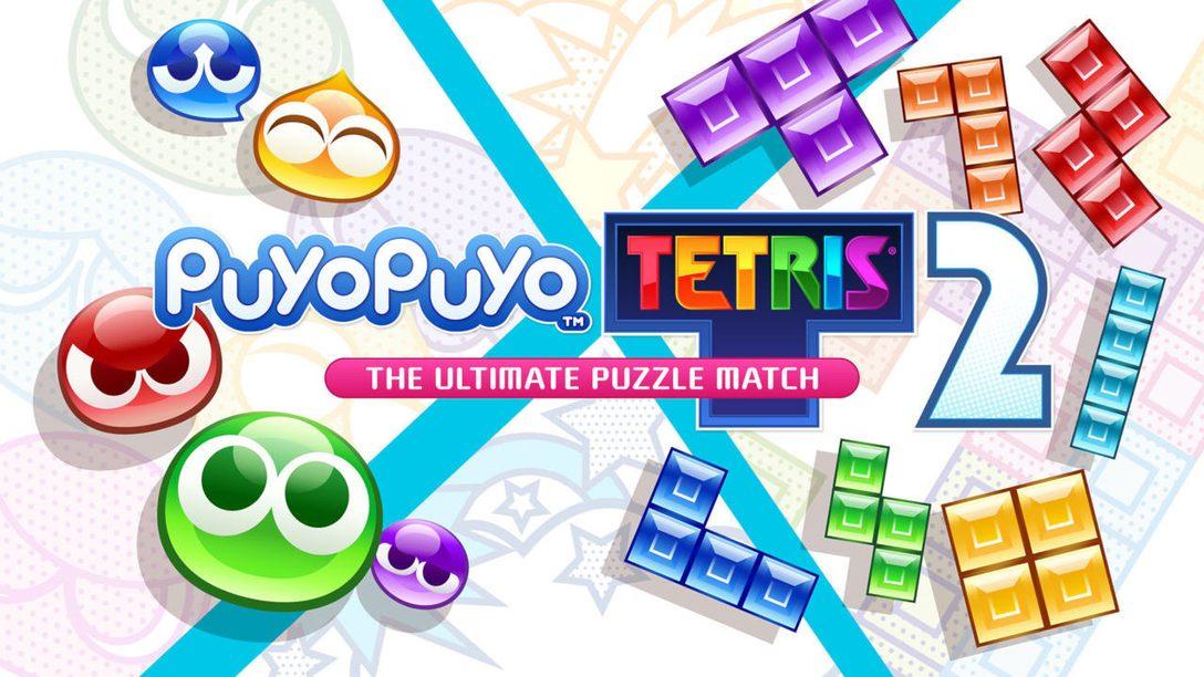 Puyo Puyo Tetris 2 arriverà su PS4 l'8 dicembre e su PS5 nella stagione natalizia 2020