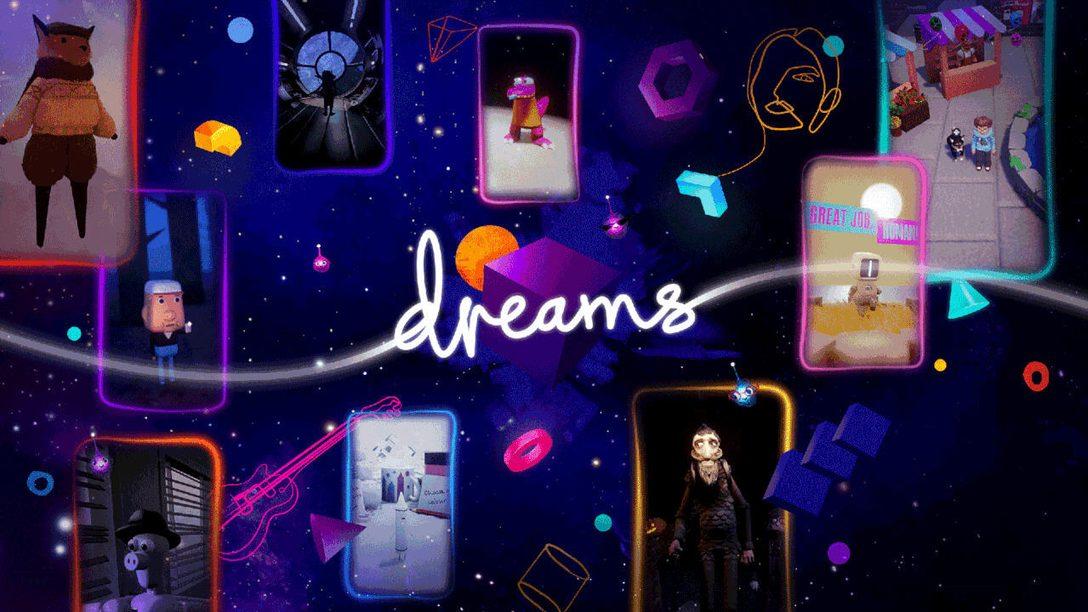 Dreams: cosa giocare in PS VR ora