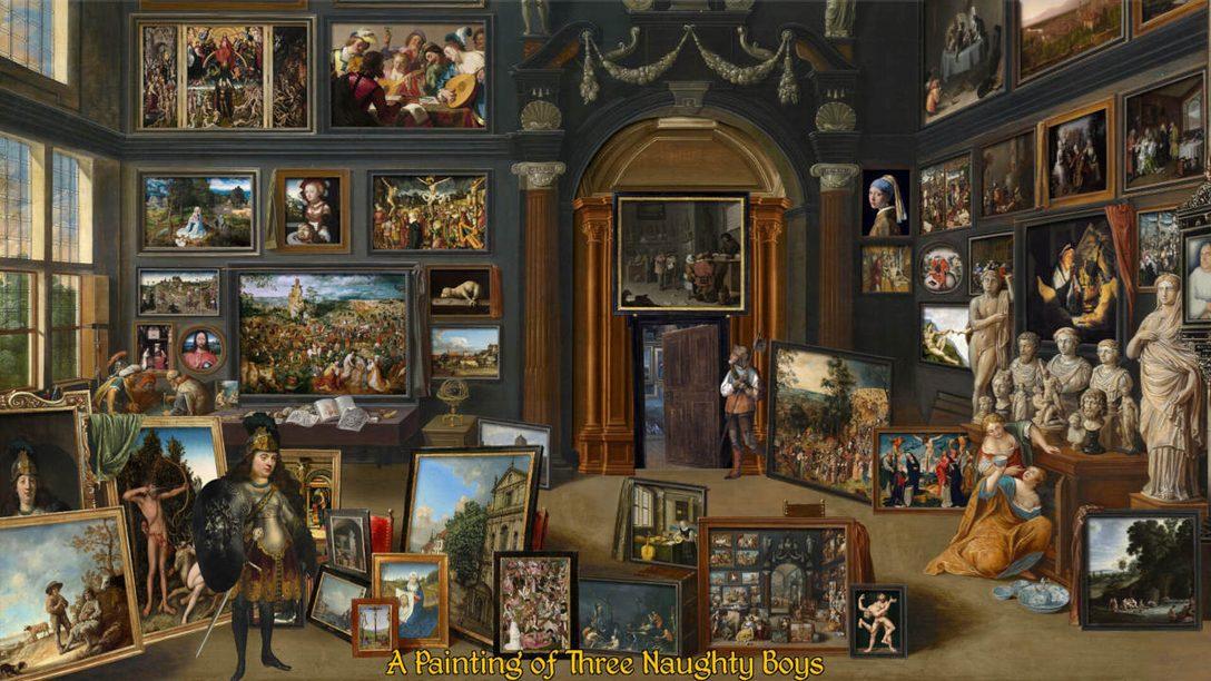 The Procession to Calvary: un folle gioco di avventura in arrivo su PS4
