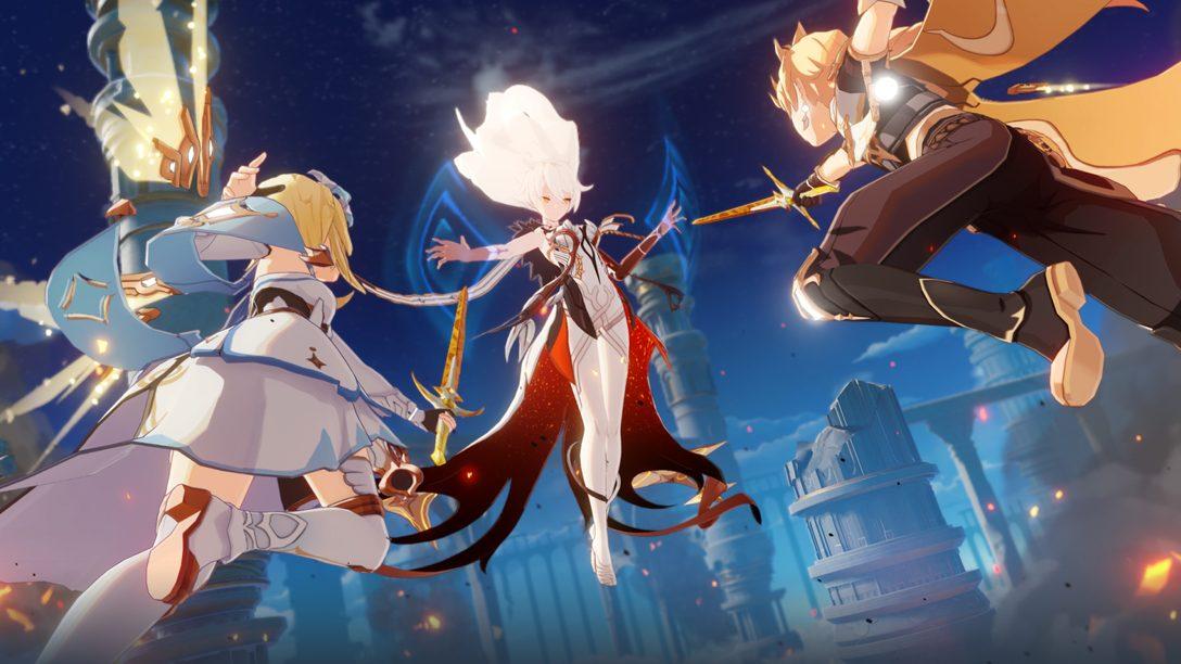 Prepararsi all'impatto: Genshin Impact arriva su PS4 il 28 settembre