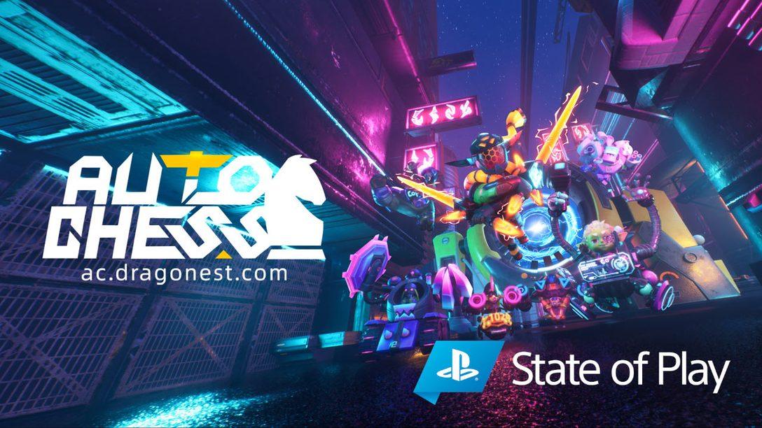 Auto Chess arriverà su PlayStation 4 a ottobre 2020