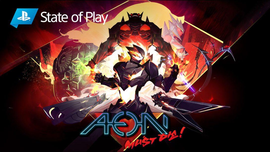 Aeon Must Die infiamma la galassia su PlayStation 4