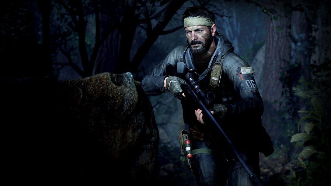 Call of Duty®: Black Ops Cold War uscirà il 13 novembre 2020.