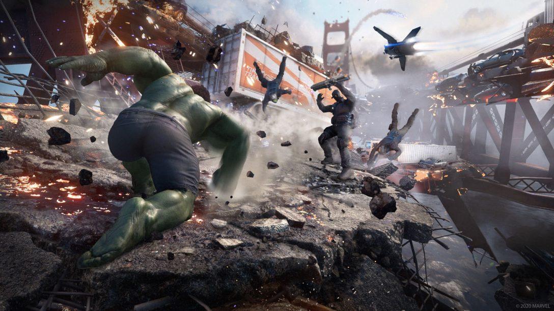 Consigli e trucchetti per il weekend della beta del pre-ordine di Marvel's Avengers PlayStation