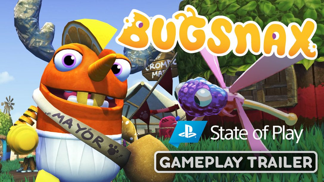 Date un'occhiata alla dinamica di gioco di Bugsnax