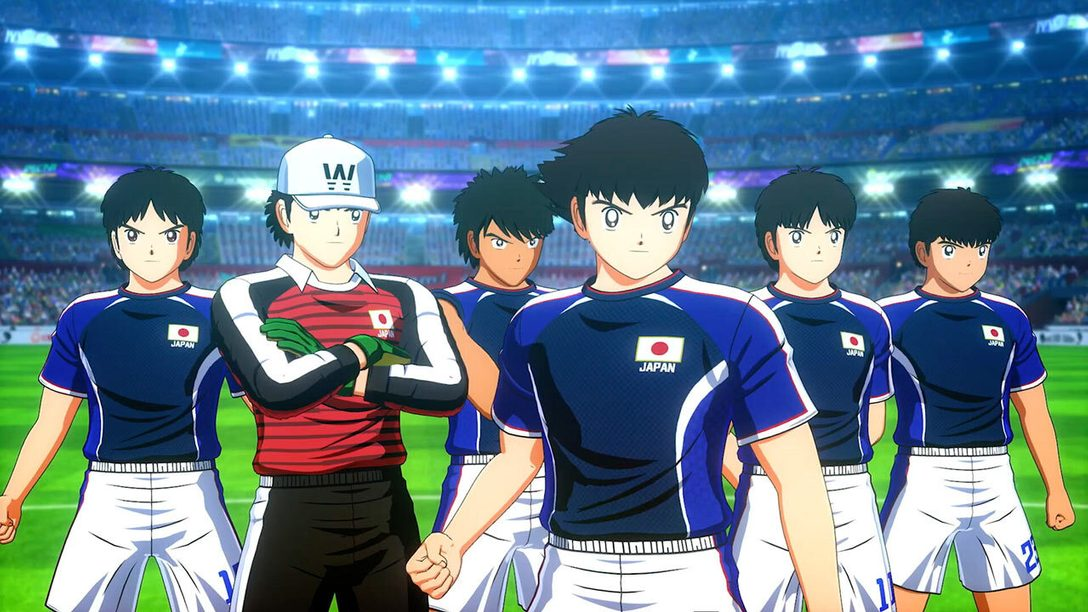 Guida introduttiva a Captain Tsubasa: Rise of New Champions