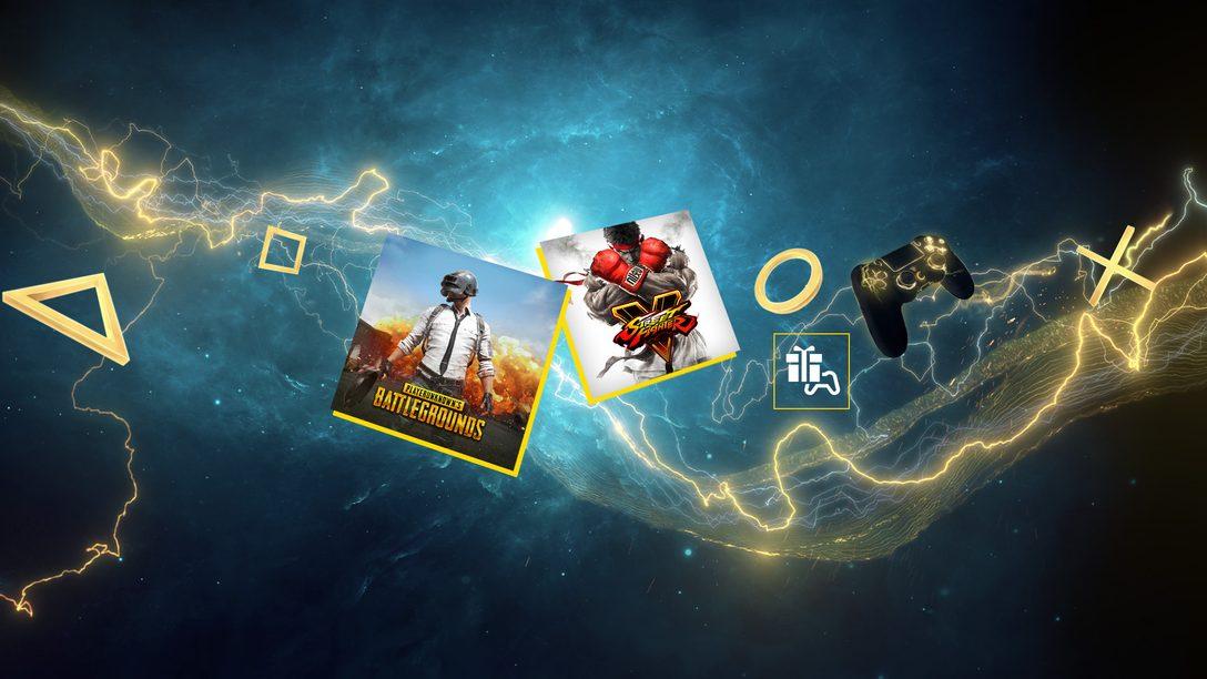 Annunciati i giochi di PS Plus di settembre