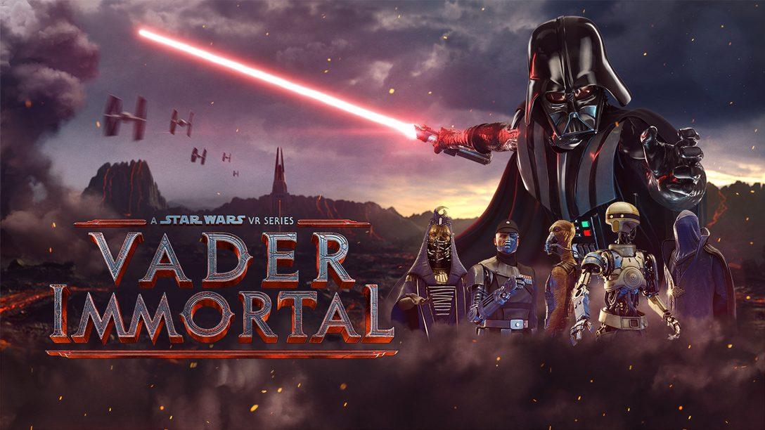 A Star Wars VR Series è in arrivo su PS VR