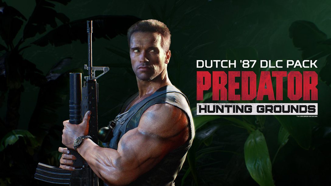 Dutch '87 e un periodo di prova gratuito in arrivo su Predator: Hunting Grounds
