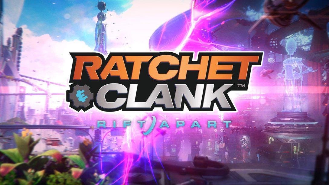 Uno sguardo approfondito all'azione di gioco di Ratchet & Clank: Rift Apart