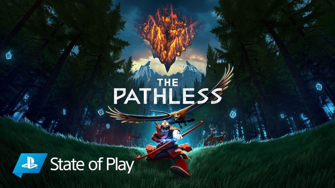 The Pathless: dettagli di gameplay su questa originale avventura a mondo aperto.