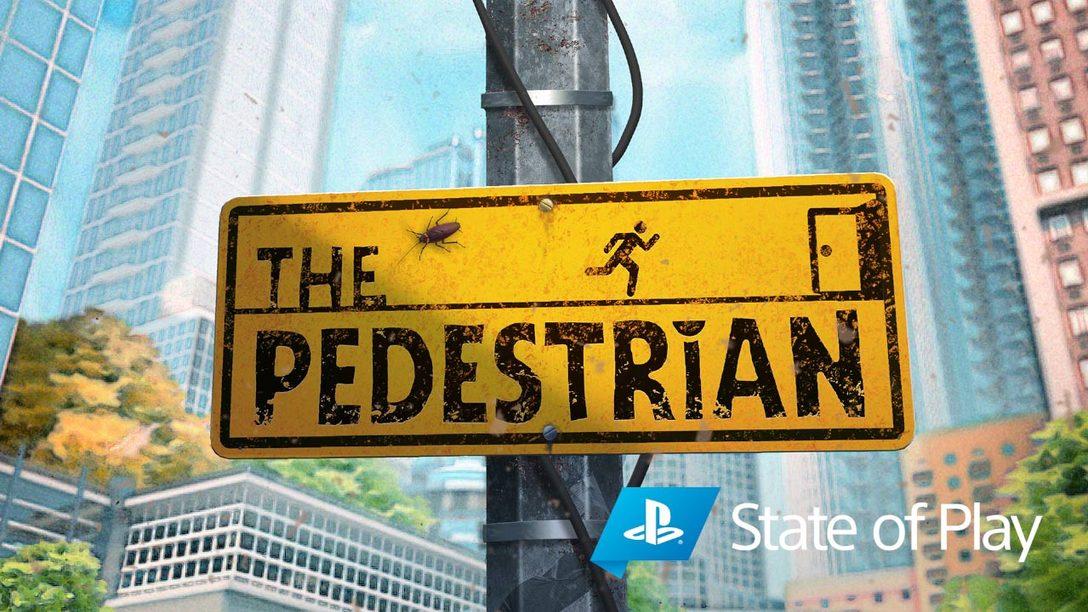 Tutte le indicazioni portano a… The Pedestrian, in arrivo a gennaio 2021