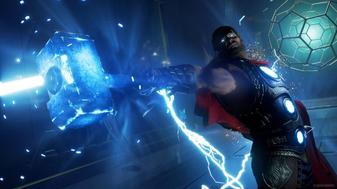 Il tuo primo weekend con Marvel's Avengers, in uscita domani su PS4
