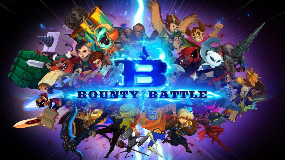 Gli eroi indie si affrontano in Bounty Battle, su PS4 dal 10 settembre