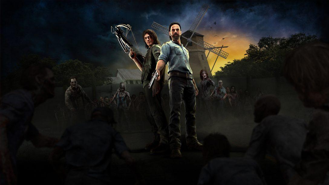 Ricostruire Alexandria e creare l'arsenale dei sogni in The Walking Dead Onslaught