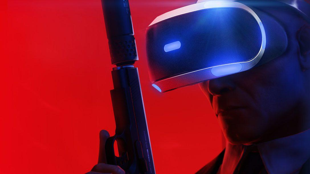 Quattro modi unici in cui Hitman 3 per PS VR permette di immedesimarsi davvero   nel mondo di World of Assassination