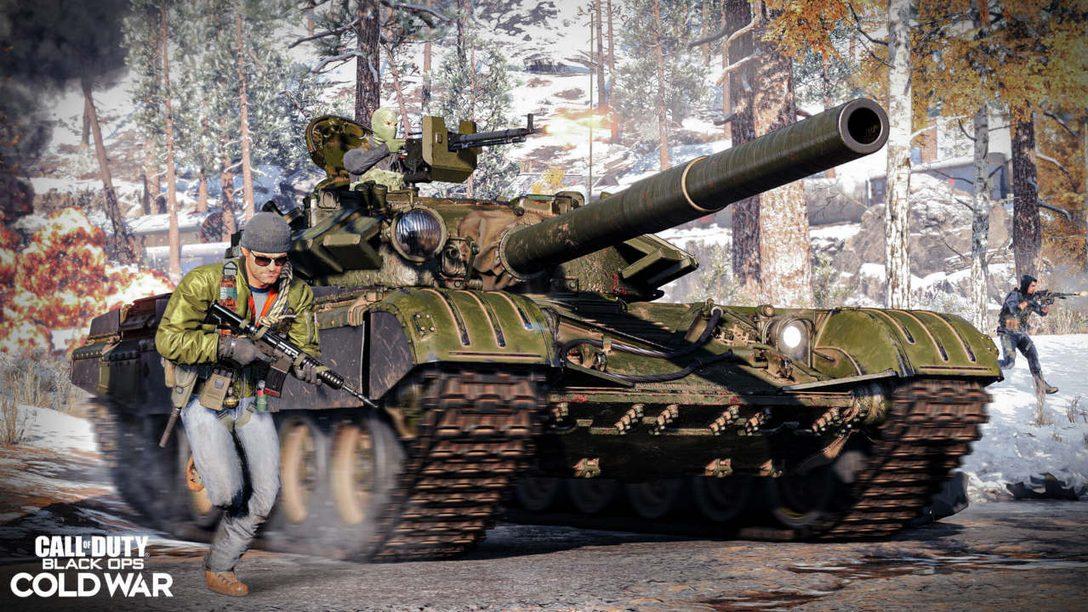 Presentata la modalità multigiocatore di Call of Duty: Black Ops Cold War