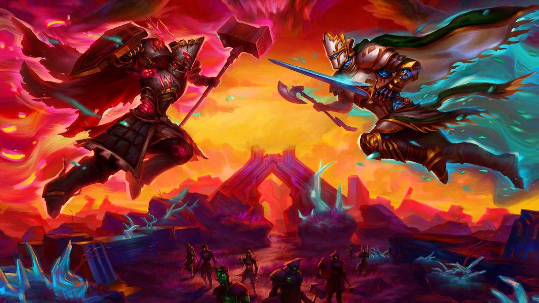 Padroneggia il tuo stile di combattimento in Until You Fall  a partire dal 29 settembre per PS VR
