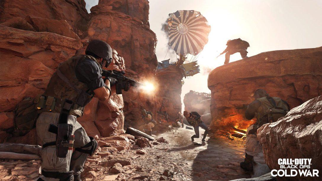 Gioca all'alfa di Call of Duty®: Black Ops Cold War per PlayStation®4 dal 18 al 20 settembre