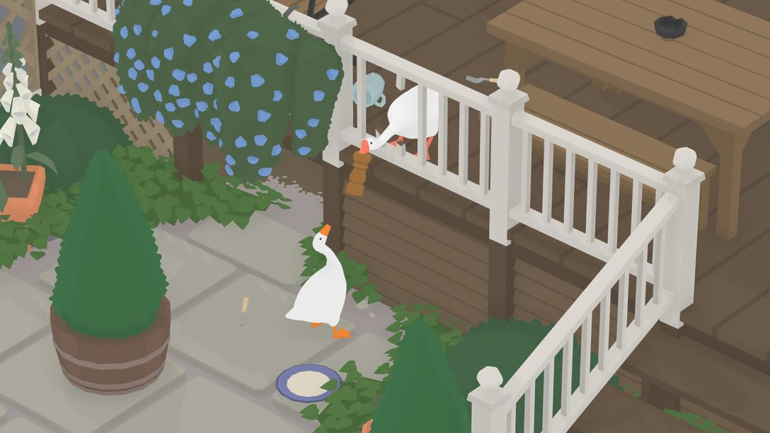 House House ci spiega come ha aggiunto la modalità multigiocatore a Untitled Goose Game