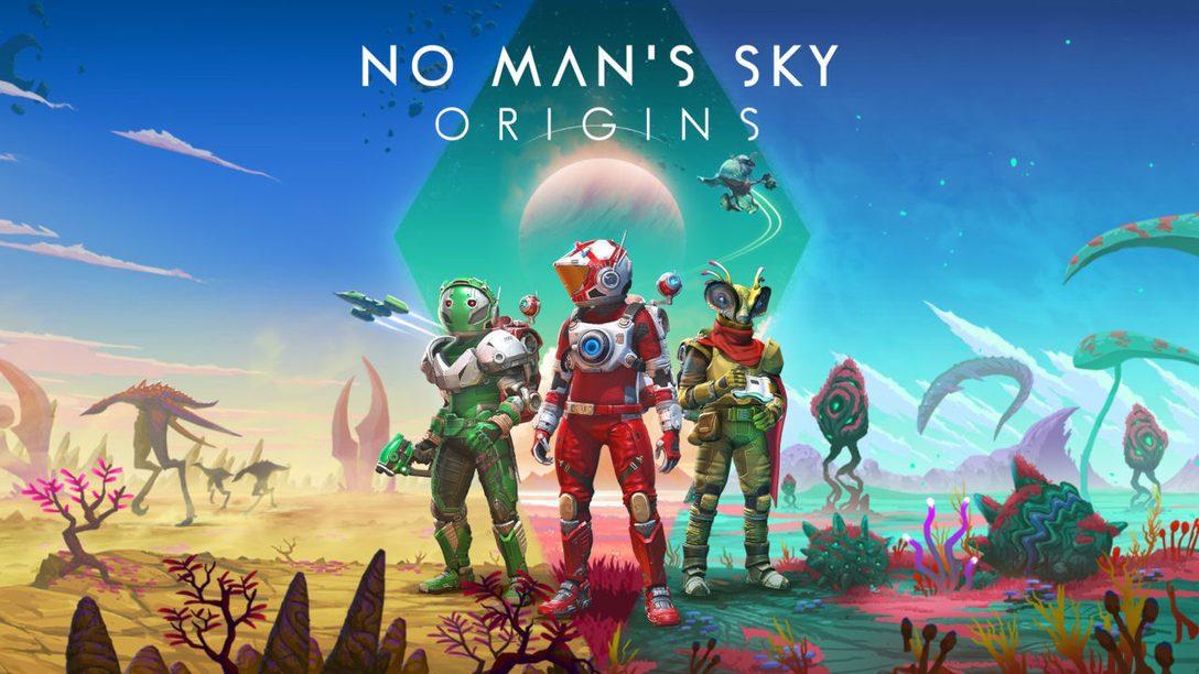 """Arriva """"Origins"""", l'ultimo aggiornamento per No Man's Sky"""