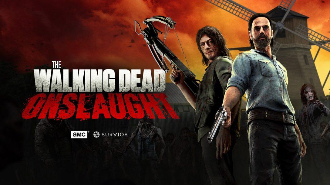 8 consigli per sopravvivere a The Walking Dead Onslaught, in uscita domani per PS VR